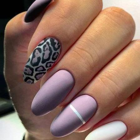 красивый цвет на ногтях фото