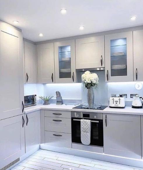 кухня в светлых тонах идеальное решение светлая кухня фото