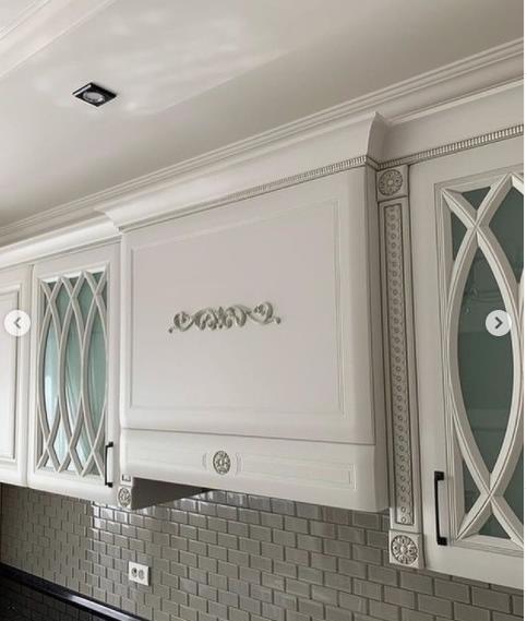 кухня в светлых тонах идеальное решение красивый фасад