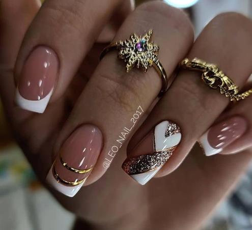 молодежные ногти