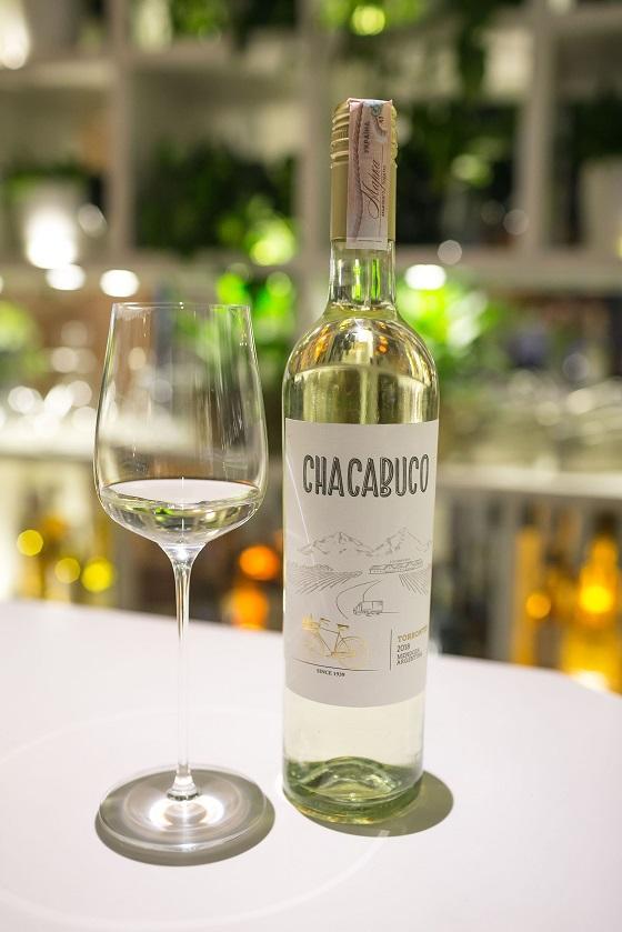аромат и вкус винного напитка торронтес