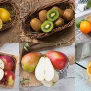 польза фруктов для организма, топ полезных плодов
