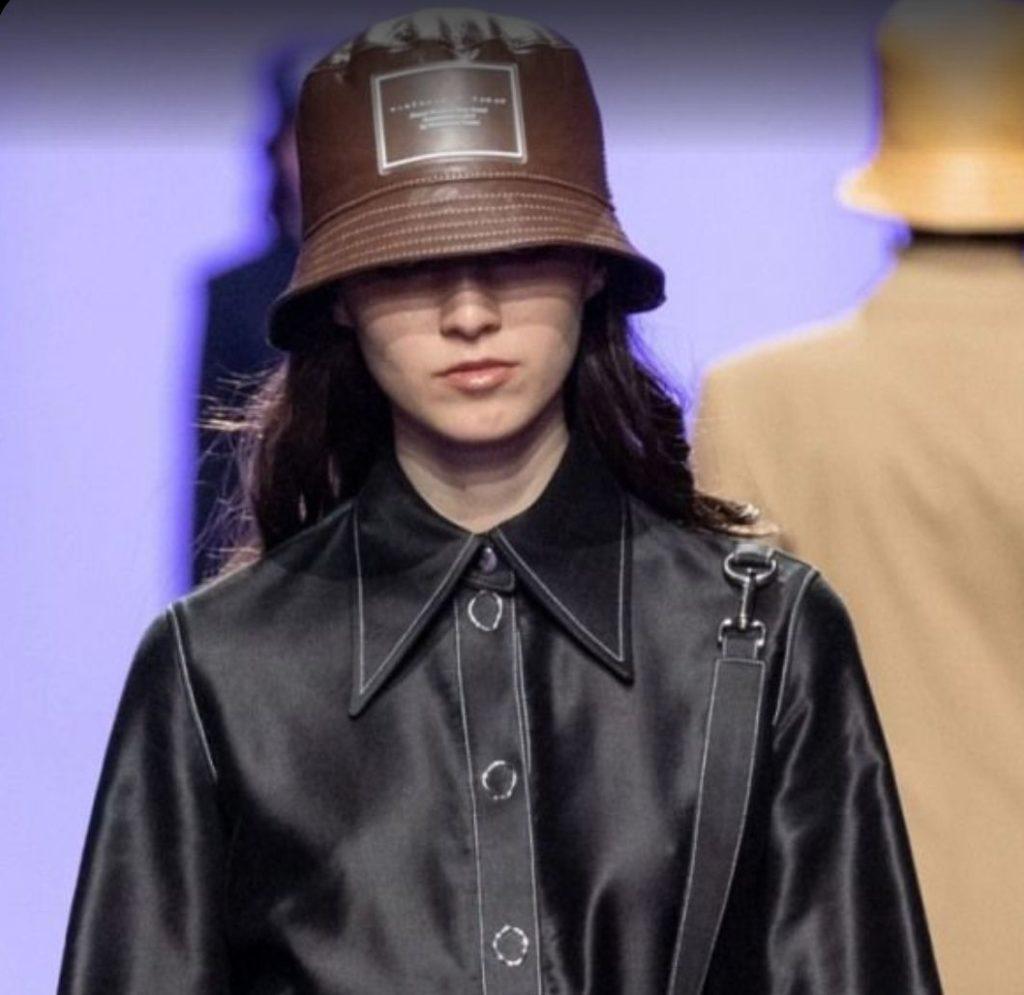 модная панама 2021-2022