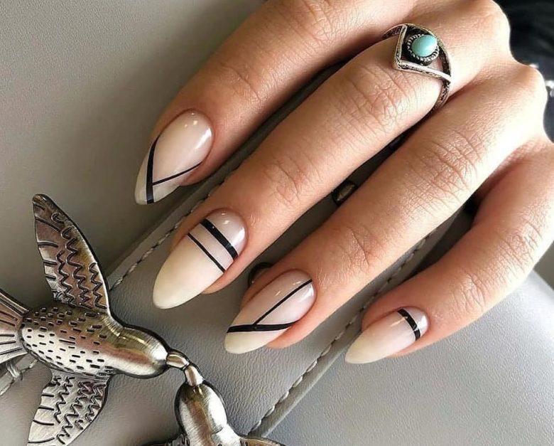 нюд 2022 ногти маникюр красота