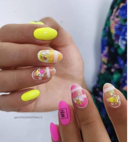 лучшие идеи ногтей из инстаграм