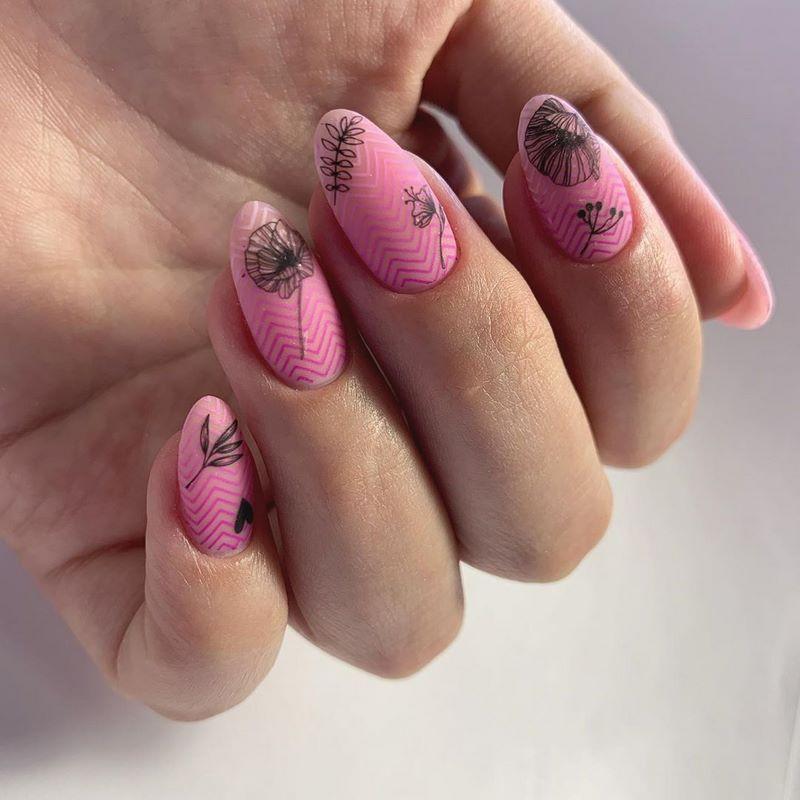 красивые ногти свежие идеи