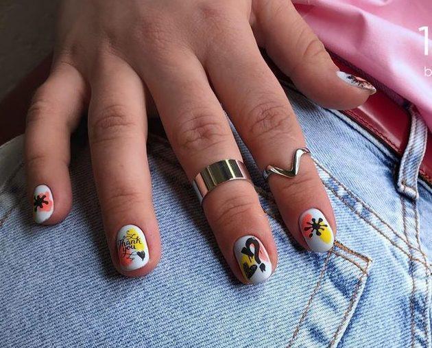 картинки ногти инстаграм мода 2022