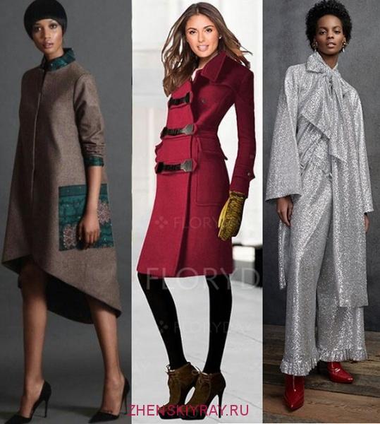 Модные шубы осень-зима 2019-2020 года картинки
